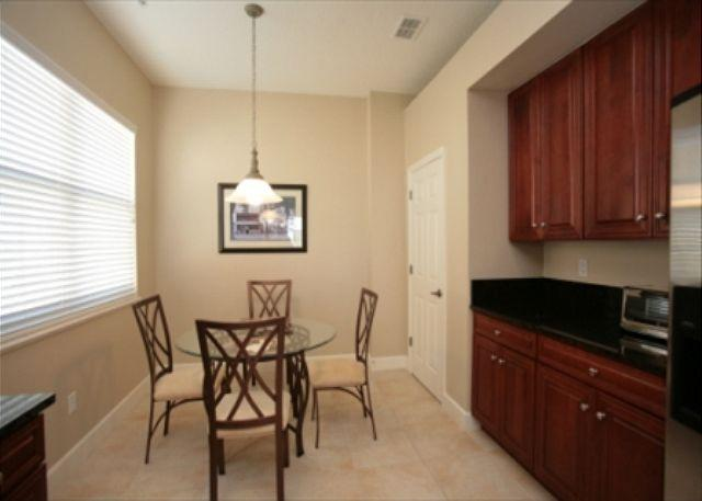 Breakfast Nook - Beautiful Corner Condo in Cinnamon Beach at Ocean Hammock! - Palm Coast - rentals
