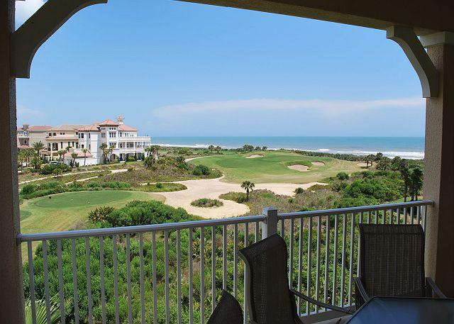 Cinnamon Beach End Unit - 341 ! Over 2100 sf with Ocean and Golf Views !! - Image 1 - Palm Coast - rentals
