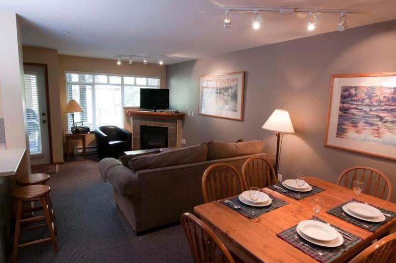 Large Living Room and Dining Area - PSWhistler - Whistler - rentals