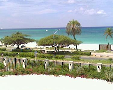 Beachfront property! - Deluxe One-Bedroom condo - E323-2 - Eagle Beach - rentals