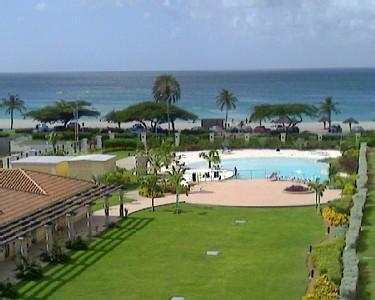 Spectacular ocean view from your balcony! - Premium View Two-Bedroom condo - P415 - Eagle Beach - rentals
