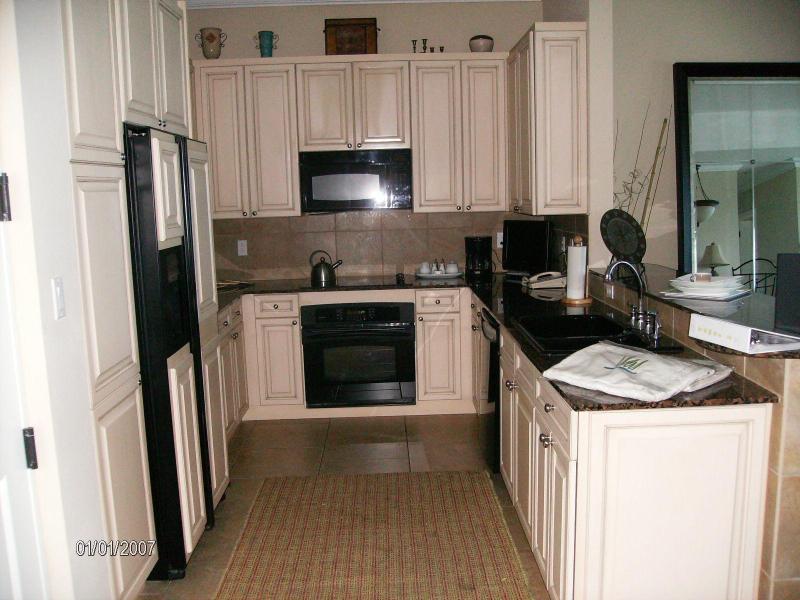 Kitchen - Portofino Tower 3 Skyhome 2103 - Pensacola Beach - rentals