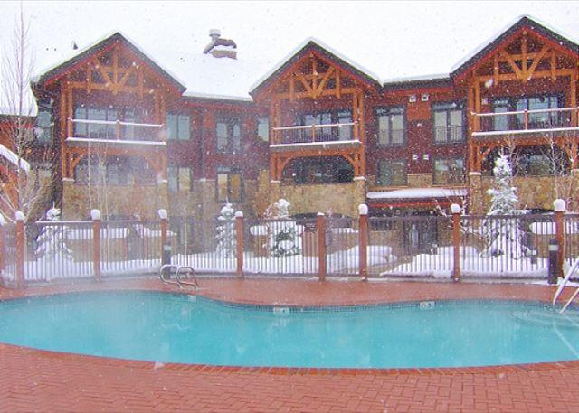 1 Block from the Ski Area - Save on Lift tickets and ski/snowboard Rentals - Image 1 - Steamboat Springs - rentals
