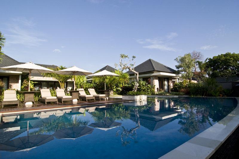 resort style private pool - ABSOLUTE BEACHFRONT  KEJORA | PANORAMIC SEA VIEWS - Sanur - rentals