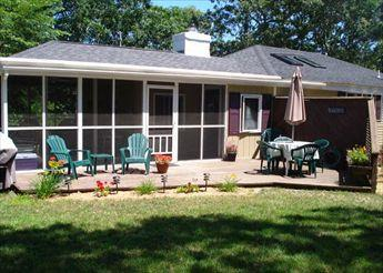 Front ~ 165 Philips Lane - Eastham Vacation Rental (102115) - Eastham - rentals
