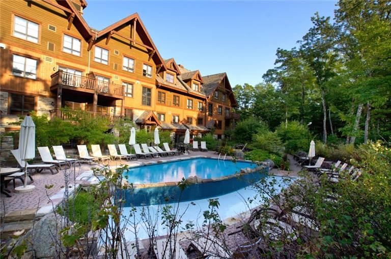 Heavenly House in Mont Tremblant (Etoile du Matin 1510-22) - Image 1 - Mont Tremblant - rentals