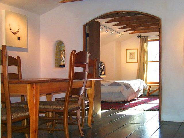 Dining Room with Seating for 6 - Canyon Road--in the Heart of Historic Santa Fe! - Santa Fe - rentals