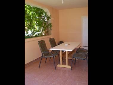 A2(5+1): covered terrace - 4354  A2(5+1) - Sveta Nedjelja - Sveta Nedjelja - rentals