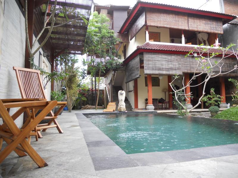 Villa Intui your home in Bali - Villa Intui a home in Bali - Ubud - rentals
