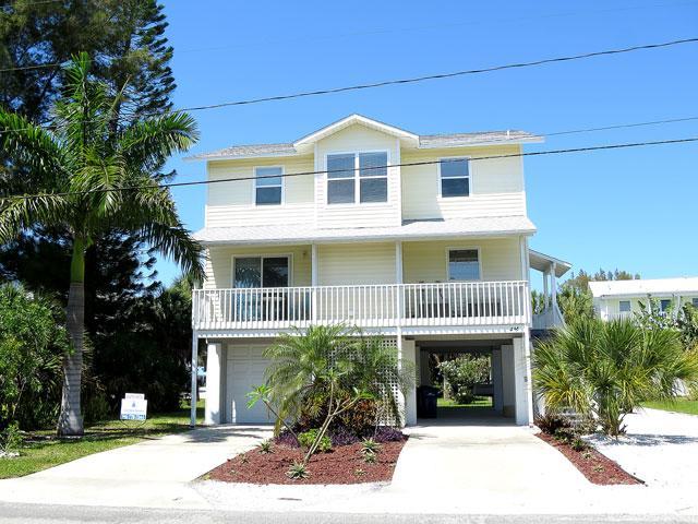 Bay View Villa - Image 1 - Anna Maria - rentals