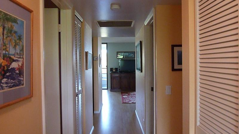 Entrance - 2 BR/2 BTH Condo WHITE SANDS VILLAGE - Kailua-Kona - rentals