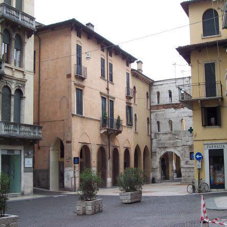 facade - Residenza Palazzo Negri - Verona - rentals