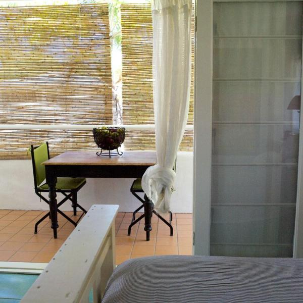 the bedroom verandah - The Port Douglas Artists' Cottage - Port Douglas - rentals
