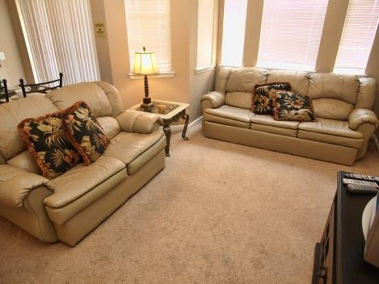 Living Area - TR2C422TRC 2 BR Condo with Balcony in a Relaxing Conservation View - Davenport - rentals