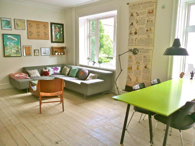 Bentzonsvej Apartment - Modern and cozy family friendly Copenhagen apartment - Copenhagen - rentals