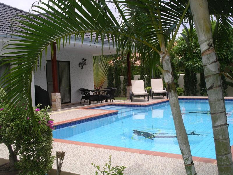Mountain beach, 2 Bedroom private villa and pool. - Image 1 - Hua Hin - rentals
