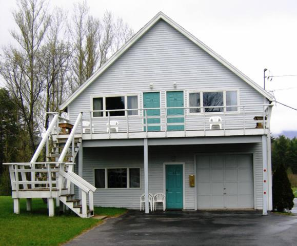 Lakeview one bedroom  housekeeping  apartment - Image 1 - Saranac Lake - rentals