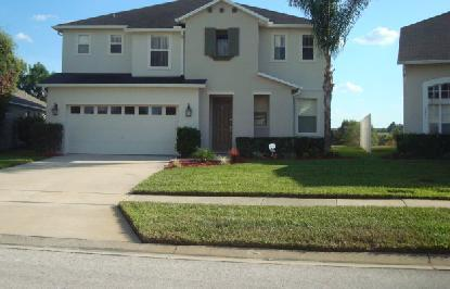 Great 5 Bed Villa close by Disney - Image 1 - Kissimmee - rentals