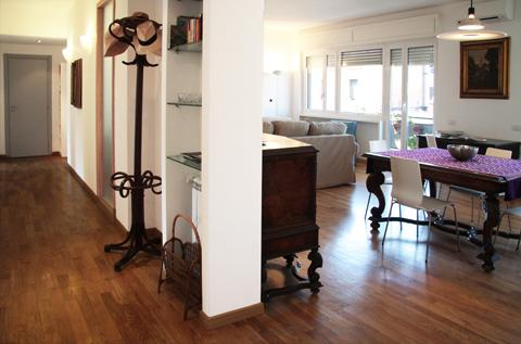 Spacious 3bdr with two balconies - Image 1 - Rome - rentals