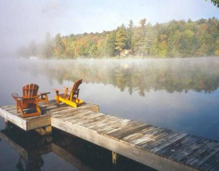 Camp Saranac,  Lake Flower, Saranac Lake, New York - Image 1 - Saranac Lake - rentals