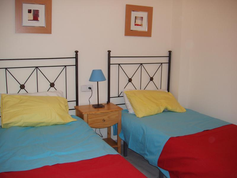 2nd bedroom - Seaside Town 2 bedroom holiday apartment - Malaga - rentals