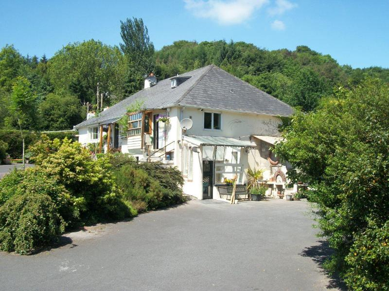 As you come in the gate - Glenribbeen Eco Lodge, Lismore, Co Waterford, Ire - Lismore - rentals