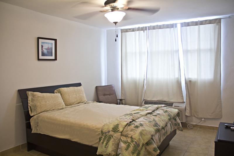 Master Bedroom - Furnished 3 Bd Rm Ocean Front Condo in Puerto Rico - Fajardo - rentals