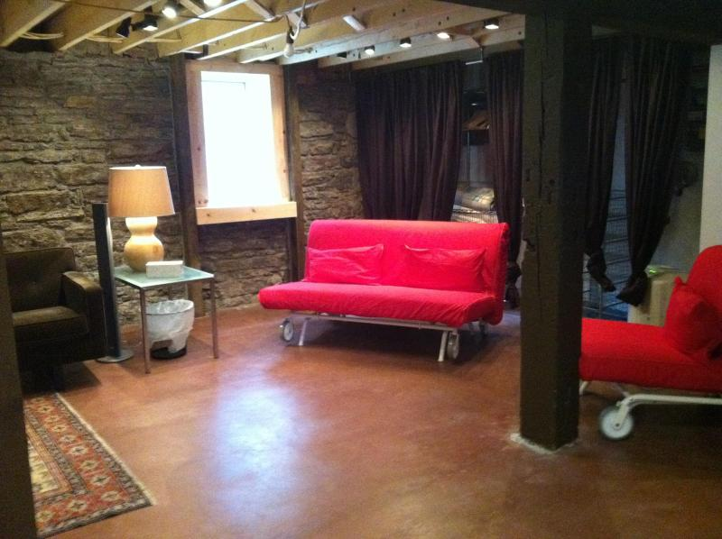Accesory Sleeping and Lounging - Uptown Garden Loft - Minneapolis - rentals