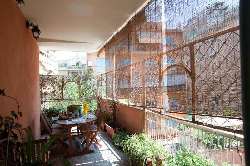 terrace - Casa MIRA - Rome - rentals