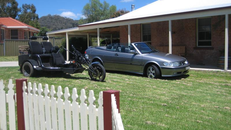 Mudgee Bed and Breakfast - Image 1 - Mudgee - rentals