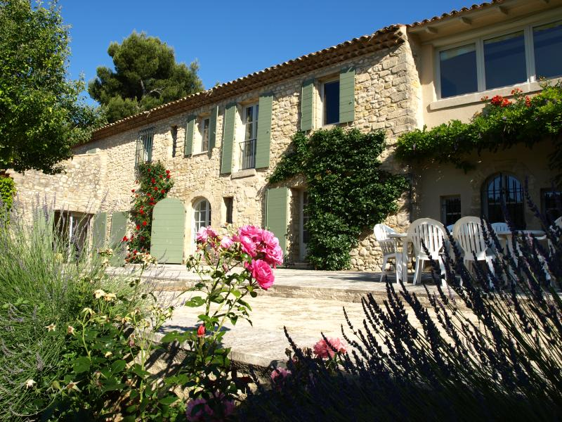 Provence House with Pool near Hiking Trails - Maison Grambois - Image 1 - Grambois - rentals