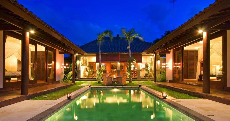 Villa Ketumbar Swimming pool - 4 Bedrooms Luxury Villa in Seminyak, BALI - Seminyak - rentals