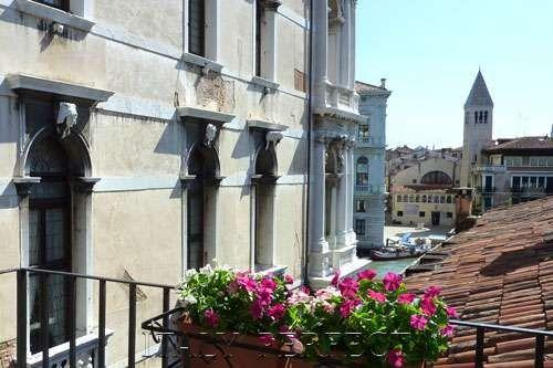Perfect Venice Canal Views-Balcony-Less Touristy - Image 1 - Venice - rentals