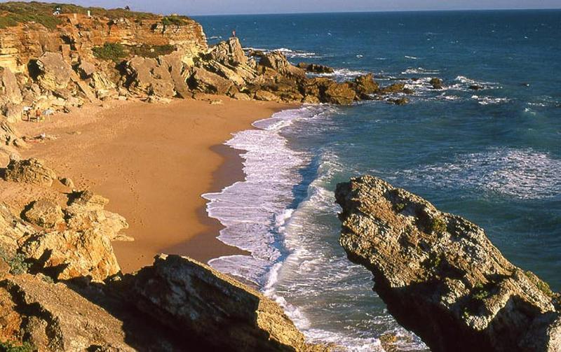 Beach and steep coast - Casa Tatooine - Chiclana, your holiday paradise. - Chiclana de la Frontera - rentals