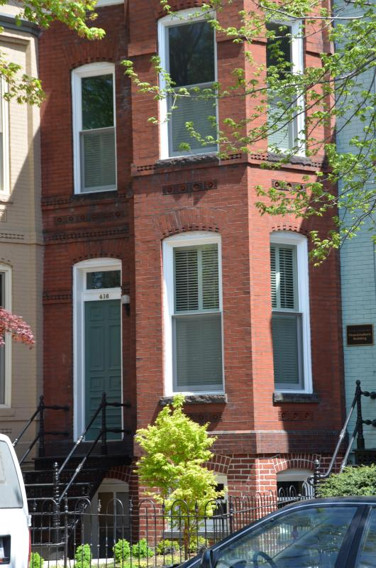 1890 Victorian Guest House, #2 - Fabulous 1890 Victorian, #2, 100 Steps To Metro! - Washington DC - rentals