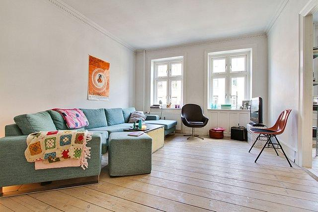 Schleppegrellsgade Apartment - Beautiful Copenhagen apartment at the lakes - Copenhagen - rentals