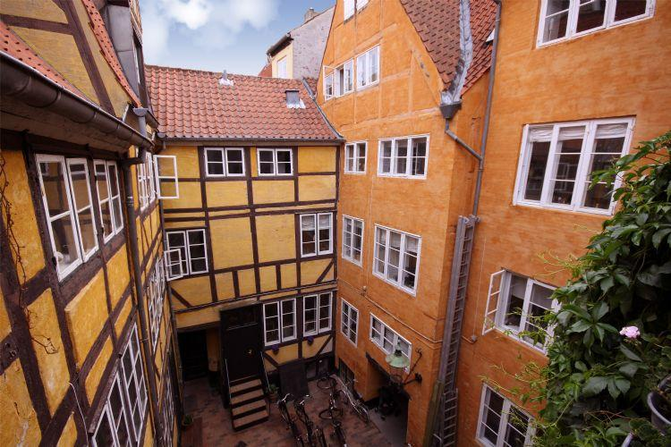 Sankt Gertruds Straede Apartment - Charming Copenhagen apartment near Noerreport Station - Copenhagen - rentals