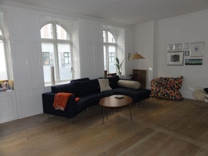 Absalonsgade Apartment - Copenhagen apartment with 15 m2 balcony - Copenhagen - rentals