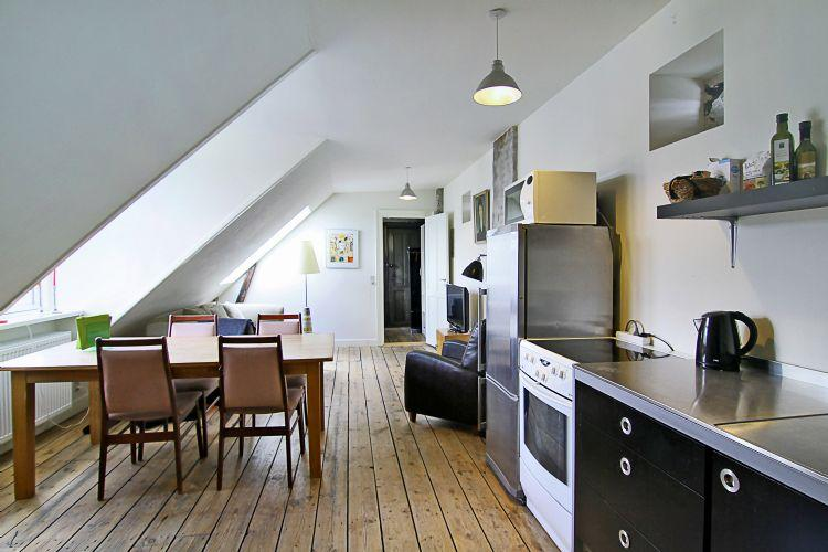 Poppelgade Apartment - Cosy Copenhagen apartment near Sankt Hans Torv - Copenhagen - rentals