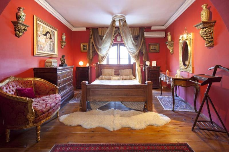 The La Valette Deluxe Suite with ensuite bathroom - knights in Malta B&B - Naxxar - rentals