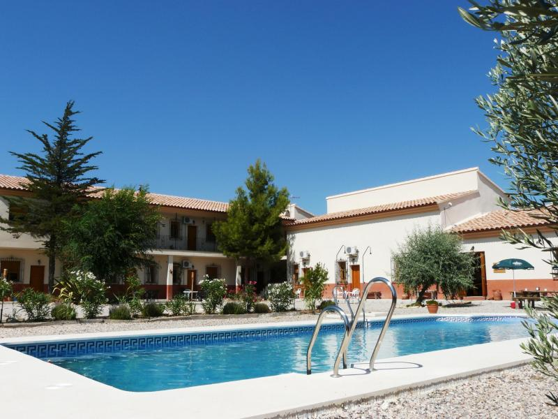 Rural Self Catering Apartment with Swimming Pool - Image 1 - Velez Rubio - rentals