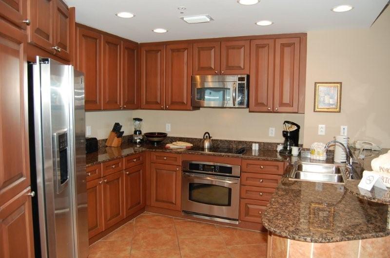 Kitchen - Portofino Tower 5 Skyhome 904 - Pensacola Beach - rentals