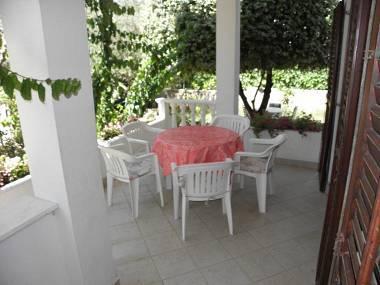A3 Tea(2+2): terrace - 4468 A3 Tea(2+2) - Petrcane - Petrcane - rentals