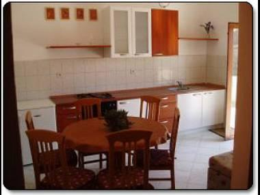A2 Mihael(4+1): kitchen and dining room - 4468 A2 Mihael(4+1) - Petrcane - Petrcane - rentals