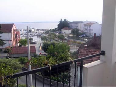 A1(4+1): terrace view - 4466 A1(4+1) - Petrcane - Petrcane - rentals