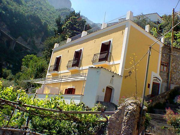 Giovanna apartment - Image 1 - Positano - rentals