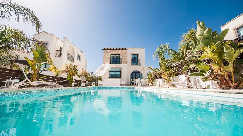 Oceanview Villa 074 - Superbly located & modern - Image 1 - Protaras - rentals