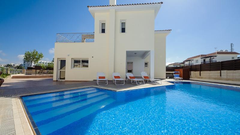 Oceanview Villa 196 - Spacious with Sea Views - Image 1 - Protaras - rentals