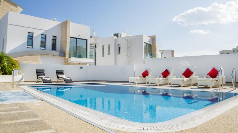 Oceanview Villa 179 - Exclusive & Luxurious 6 bed - Image 1 - Famagusta - rentals
