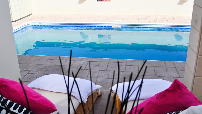 Oceanview Villa 073 - 3 bed - private pool & WiFi - Image 1 - Famagusta - rentals